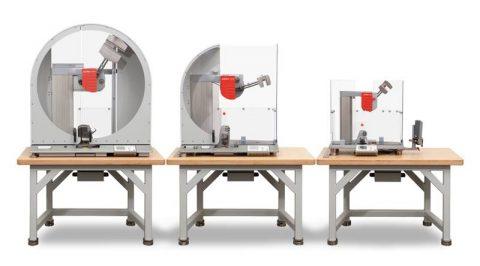 Pendulum Impact Tester for Plastic