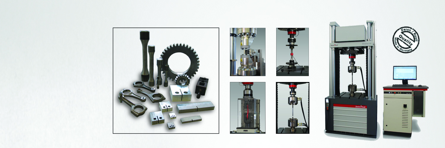 High Frequency Fatigue Tester