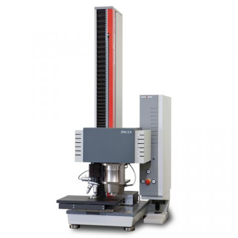 Instrumented Hardness Tester