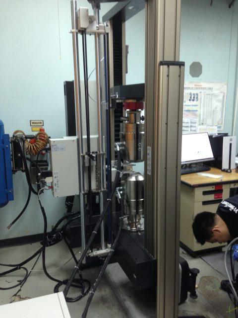 ทดสอบแรงดึงเหล็กกล้า ISO 7619-1, ASTM E8